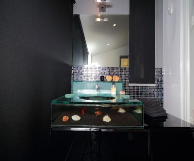 camera suite lavabo
